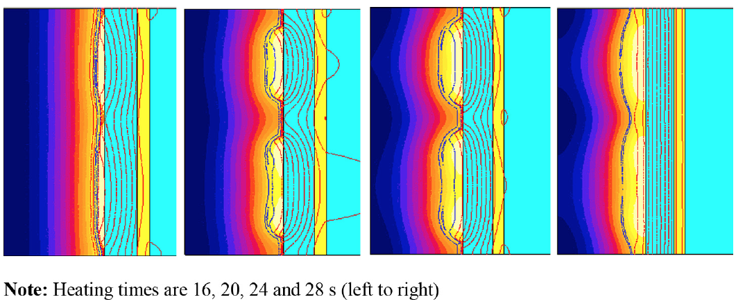 Fluxtrol - HES 2016 Striation Effect in Induction Heating: Myths and Reality - Figure 9