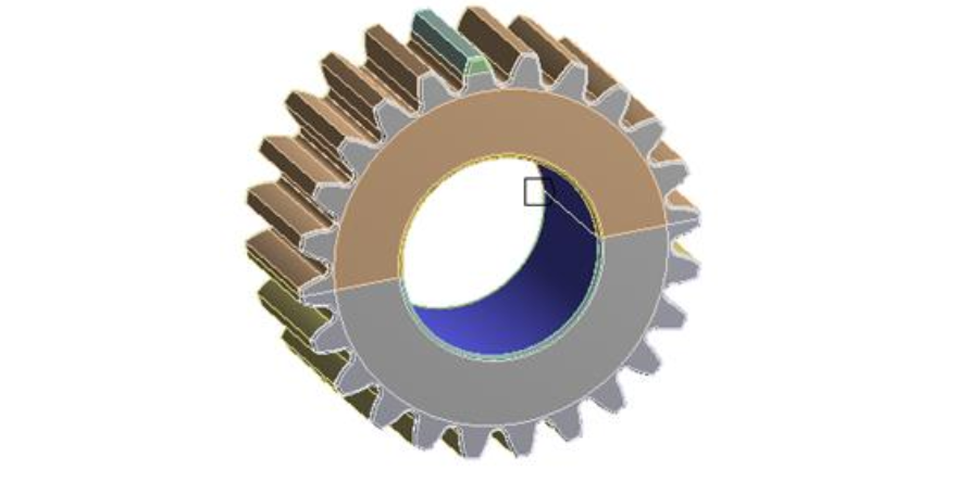 Fluxtrol - Hot Hydroforging of Lightweight Bimaterial Gears and Hollow Products Figure 6