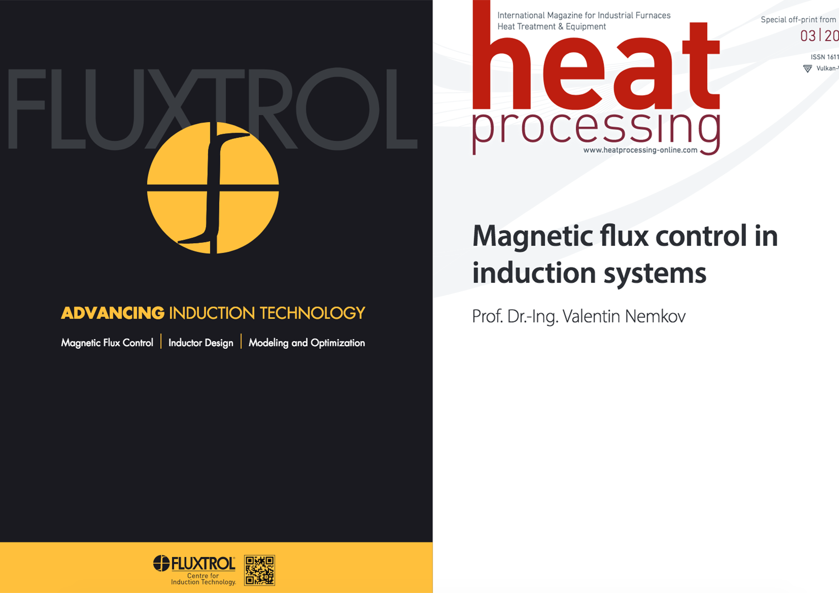 Fluxtrol Int. Magazine: Heat Processing 2014 - Magnetic Flux Control in Induction Systems
