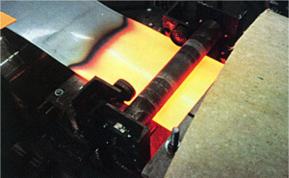 Fluxtrol | Applications of Induction Heat Treating - Strip Heating
