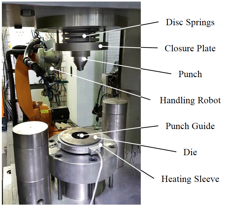 Fluxtrol | Thermomechanical Processing for Creating Bi-Metal Bearing Bushings Figure 7